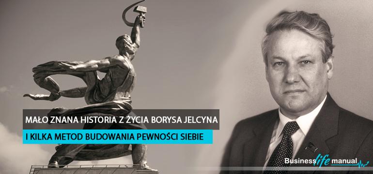 Mało znana historia z życia Borys Jelcyna