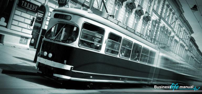 30-sto minutowa szkoła życia w tramwaju