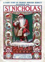 Coca-Cola i św. Mikołaj 1906