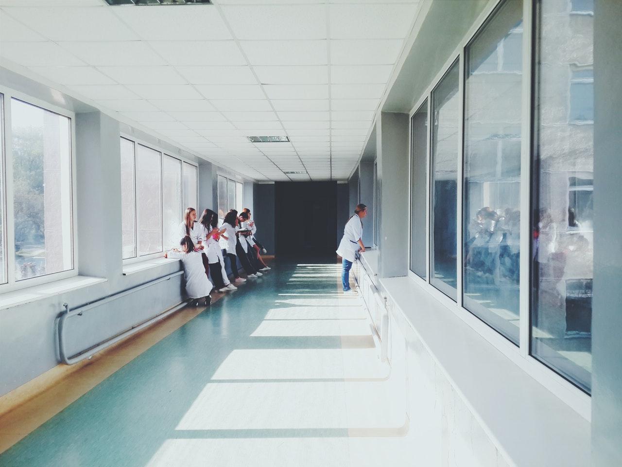 pielęgniarki służba zdrowia