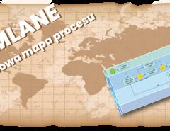 swimlane process map